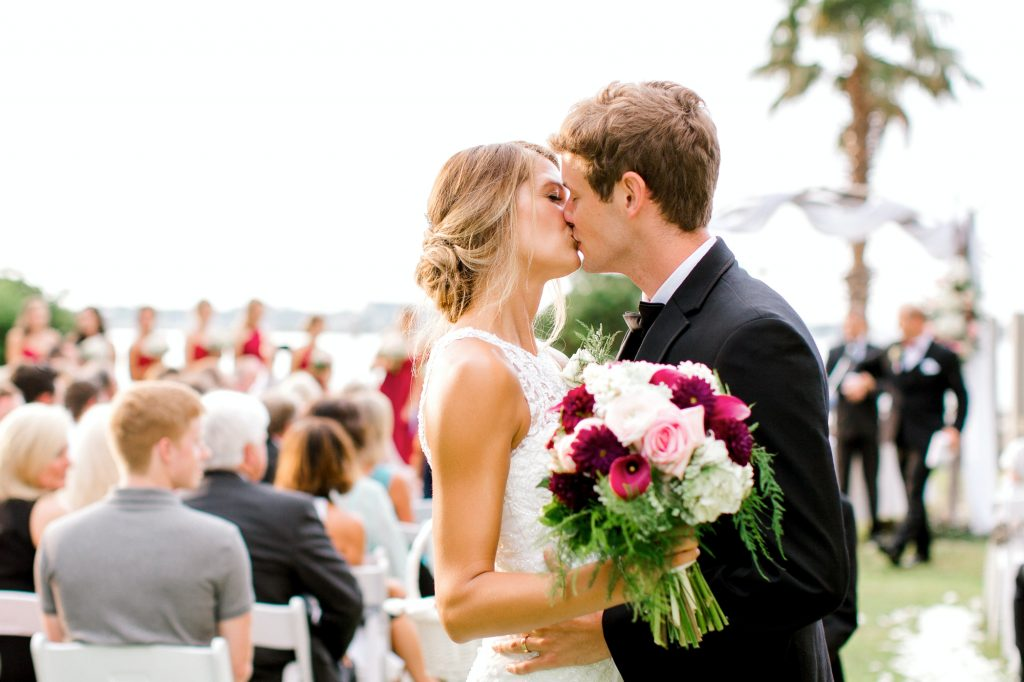 Amber + Logan | Beach Wedding | Orange Beach, AL